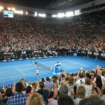 AO WEEK 2 – DEFENDING CHAMPS FEDERER/WOZNIACKI OUT